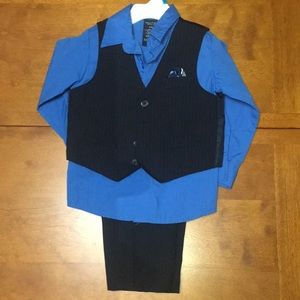 Boys Nautica Suit